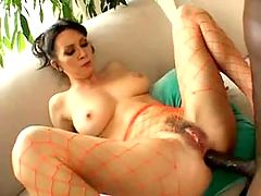 Horny Skye gets her wet pussy fucked hard